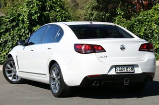 2013 Holden Calais VF MY14 Herron White 6 Speed Sports Automatic Sedan.