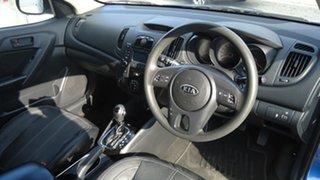2013 Kia Cerato TD MY13 SI Blue 6 Speed Sports Automatic Hatchback