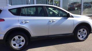 2016 Toyota RAV4 ASA44R GX AWD Silver 6 Speed Sports Automatic Wagon.