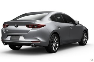 2020 Mazda 3 BP2SHA X20 SKYACTIV-Drive Astina Silver 6 Speed Sports Automatic Sedan