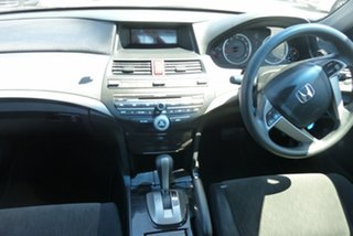 2008 Honda Accord 8th Gen V6 Silver 5 Speed Sports Automatic Sedan