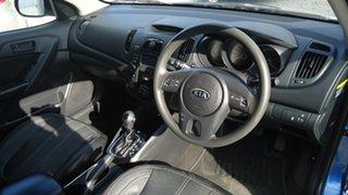 2013 Kia Cerato TD MY13 SI Blue 6 Speed Sports Automatic Hatchback.