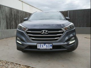 2015 Hyundai Tucson TL Active X (FWD) Grey 6 Speed Automatic Wagon.