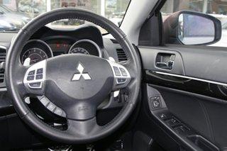 2017 Mitsubishi Lancer CF MY17 GSR Sportback Grey 6 Speed CVT Auto Sequential Hatchback