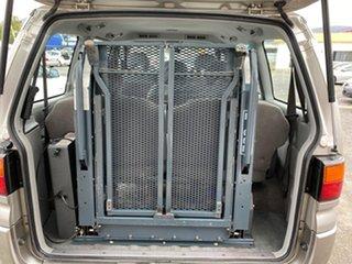 1998 Mitsubishi Starwagon WA GL Grey 4 Speed Automatic Wagon
