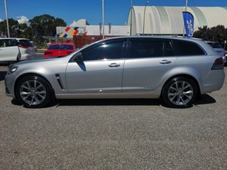 2015 Holden Calais VF MY15 Sportwagon Silver 6 Speed Sports Automatic Wagon
