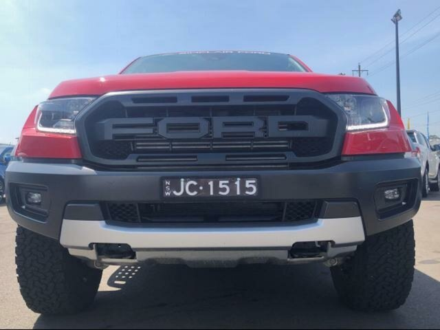Demo Ford Ranger Kingswood, Ford RANGER 2020.75 DOUBLE PU RAPTOR . 2.0L BIT 10 4X4 (aVLP99F)