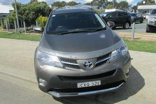 2013 Toyota RAV4 ALA49R MY14 GXL AWD Grey 6 Speed Sports Automatic Wagon.