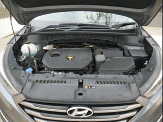 2015 Hyundai Tucson TL Active X (FWD) Grey 6 Speed Automatic Wagon
