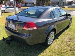 2008 Holden Commodore VE MY09 60th Anniversary Grey 4 Speed Automatic Sedan.