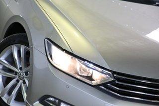 2016 Volkswagen Passat 3C (B8) MY16 140TDI DSG Highline Silver 6 Speed Sports Automatic Dual Clutch.