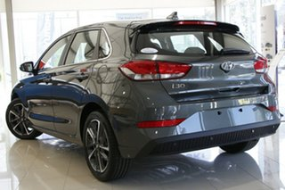 2020 Hyundai i30 PD.V4 MY21 Active Amazon Gray 6 Speed Sports Automatic Hatchback.