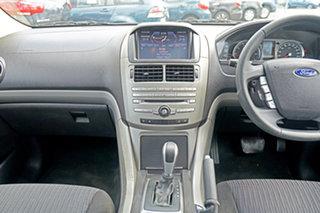 2011 Ford Territory SZ TS Seq Sport Shift Grey 6 Speed Sports Automatic Wagon