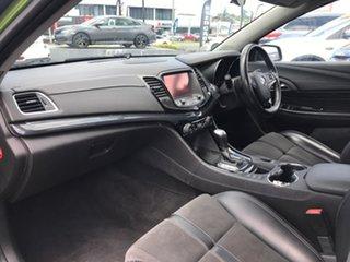 2016 Holden Commodore VF II MY16 SV6 Green 6 Speed Sports Automatic Sedan