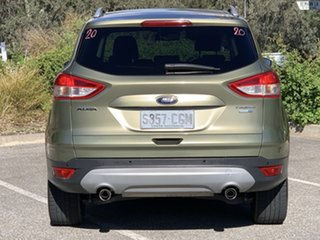 2013 Ford Kuga TF Trend AWD Ginger Ale 6 Speed Sports Automatic Wagon