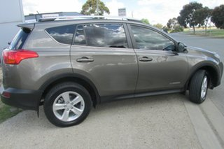 2013 Toyota RAV4 ALA49R MY14 GXL AWD Grey 6 Speed Sports Automatic Wagon