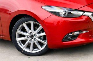 2016 Mazda 3 BM5238 SP25 SKYACTIV-Drive GT Red 6 Speed Sports Automatic Sedan