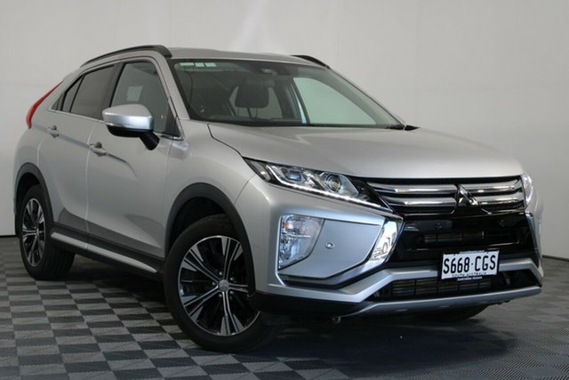 Used Mitsubishi Eclipse Cross YA MY19 ES 2WD Wayville, 2019 Mitsubishi Eclipse Cross YA MY19 ES 2WD Silver 8 Speed Constant Variable Wagon