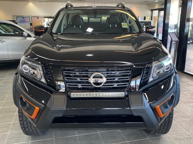 Demo Nissan Navara D23 S4 MY20 N-TREK Warrior Melville, 2020 Nissan Navara D23 S4 MY20 N-TREK Warrior Cosmic Black 6 Speed Manual Utility
