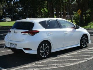 2016 Toyota Corolla ZRE182R ZR White Automatic Hatchback.