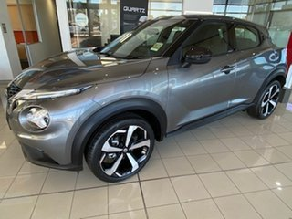 2020 Nissan Juke F16 ST-L DCT 2WD Gun Metallic 7 Speed Sports Automatic Dual Clutch Hatchback