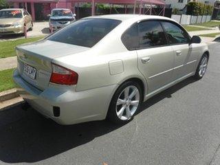 2008 Subaru Liberty 4GEN Premium Gold 5 Speed Automatic Sedan.