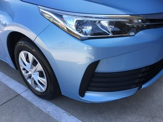 2018 Toyota Corolla ZRE172R Ascent S-CVT Blue 7 Speed Constant Variable Sedan