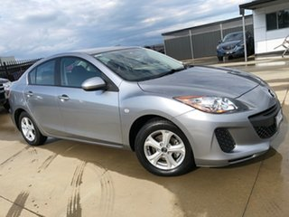2012 Mazda 3 BL10F2 MY13 Neo Aluminium 6 Speed Manual Sedan.