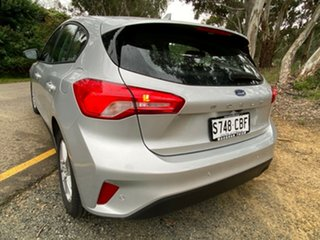 2019 Ford Focus SA 2019.25MY Ambiente Moondust Silver 6 Speed Automatic Hatchback