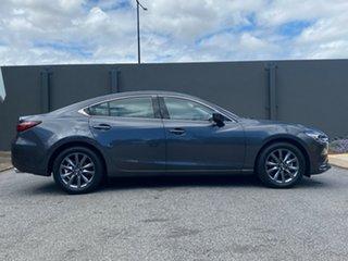 2019 Mazda 6 GL1033 Touring SKYACTIV-Drive Machine Grey 6 Speed Sports Automatic Sedan.
