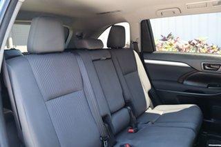 2017 Toyota Kluger GSU55R GX AWD Blue 8 Speed Sports Automatic Wagon