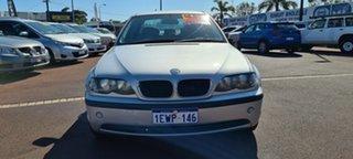 2004 BMW 3 Series E46 MY2004 318i Steptronic Silver 5 Speed Sports Automatic Sedan.