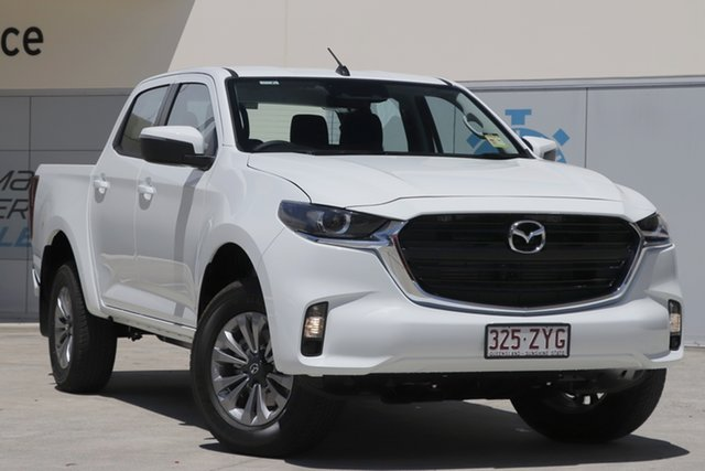 Demo Mazda BT-50 TFS40J XT Bundamba, BT-50 B 6MAN 3.0L DUAL CAB PICKUP XT 4X4