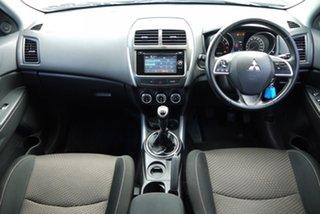 2013 Mitsubishi ASX XB MY14 2WD Grey 5 Speed Manual Wagon.