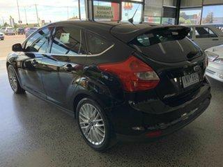 2011 Ford Focus LW Sport Black 5 Speed Manual Hatchback