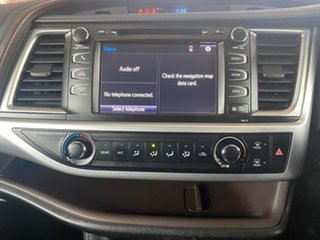 2018 Toyota Kluger GSU55R GX AWD Silver 8 Speed Sports Automatic Wagon