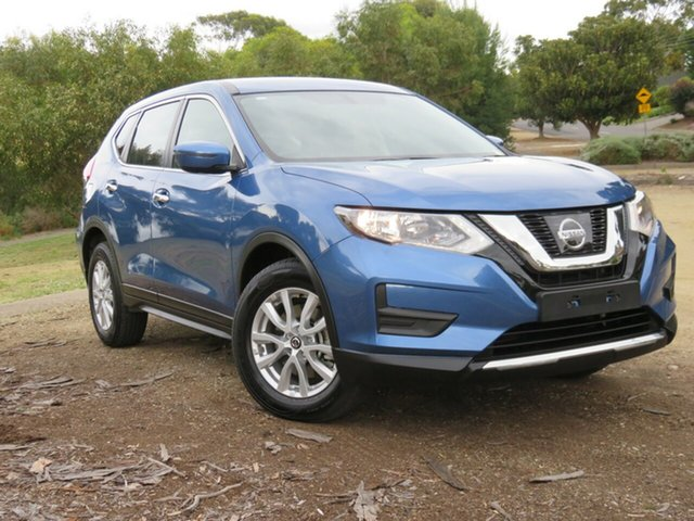 Used Nissan X-Trail T32 Series II ST X-tronic 2WD Morphett Vale, 2019 Nissan X-Trail T32 Series II ST X-tronic 2WD Blue 7 Speed Constant Variable Wagon