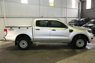 2017 Ford Ranger PX MkII XL Silver 6 Speed Sports Automatic Utility