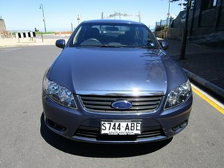 2008 Ford Falcon FG XT Blue 5 Speed Auto Seq Sportshift Sedan.