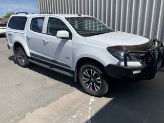 2017 Holden Colorado RG MY17 LS Crew Cab 6 Speed Sports Automatic Cab Chassis.