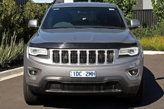 2015 Jeep Grand Cherokee Silver Wagon