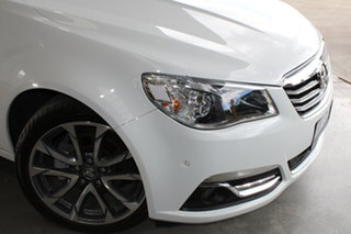 2016 Holden Calais VF II MY16 V Sportwagon White 6 Speed Sports Automatic Wagon.