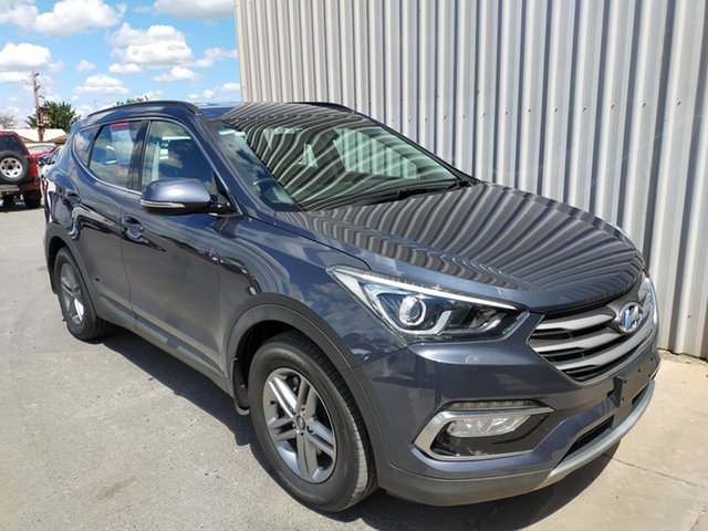 Used Hyundai Santa Fe DM5 MY18 Active Horsham, 2018 Hyundai Santa Fe DM5 MY18 Active 6 Speed Sports Automatic Wagon