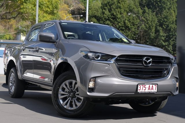 Demo Mazda BT-50 TFS40J XT Newstead, 2020 Mazda BT-50 TFS40J XT Concrete Grey 6 Speed Sports Automatic Utility
