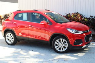 2018 Holden Trax TJ MY18 LTZ Red 6 Speed Automatic Wagon.
