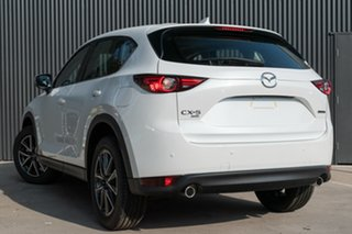 2020 Mazda CX-5 KF4WLA GT SKYACTIV-Drive i-ACTIV AWD Snowflake White Pearl 6 Speed Sports Automatic