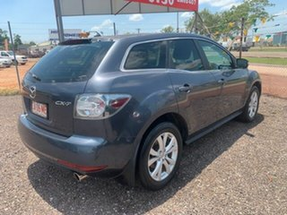 2011 Mazda CX-7 Classic Grey 4 Speed Auto Active Select Wagon