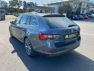 2016 Skoda Superb NP MY16 162TSI Sedan DSG Grey 6 Speed Sports Automatic Dual Clutch Liftback