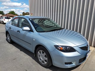 2007 Mazda 3 BK10F2 Neo 4 Speed Sports Automatic Sedan.