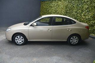 2010 Hyundai Elantra HD MY10 SX Gold 4 Speed Automatic Sedan